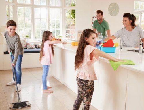 La cocina, es un espacio clave para cuidar la salud de las personas en el hogar.
