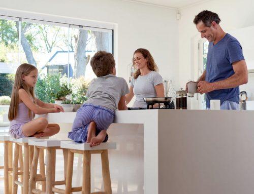 Cocinas para toda la familia