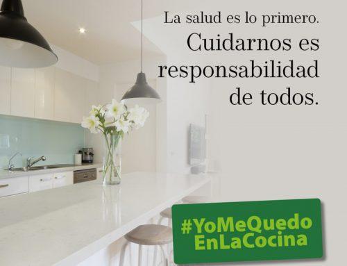 #YoMeQuedoEnLaCocina